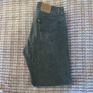 Levi's Jeans - grey Levi's jeans